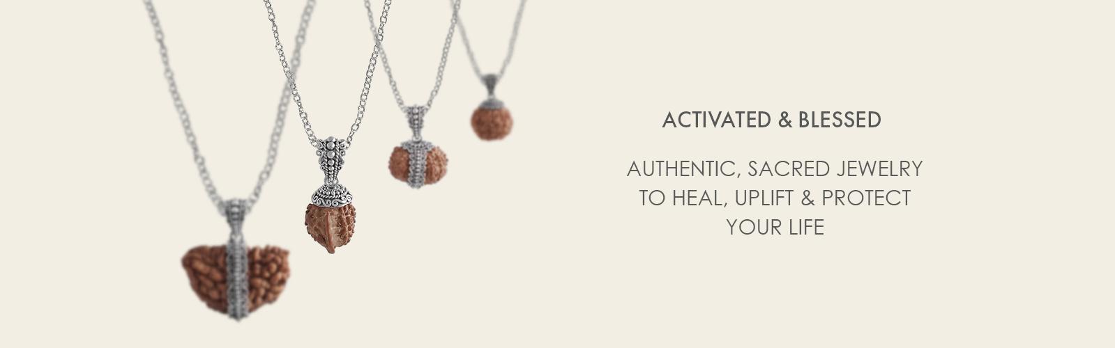 mukhis miracle beads spirituality - SHIVALOKA