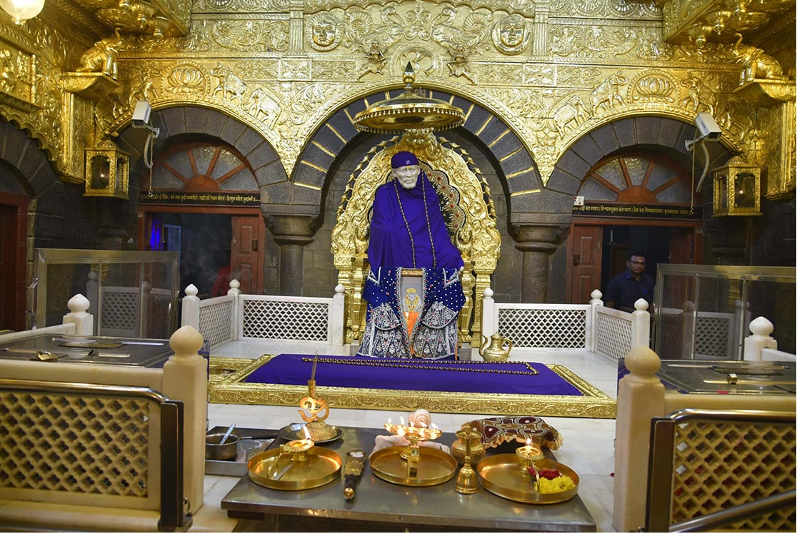 Shirdi Sai Baba - 5 Spiritual Practices to Connect to Him   SHIVALOKA